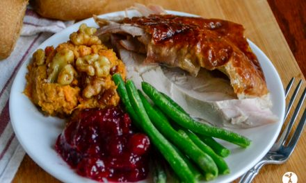 Paleo Maple Apple Brined Turkey