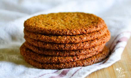 Soft & Chewy Gingersnaps