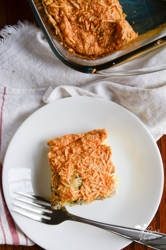 parmesan crust raiasrecipes.com