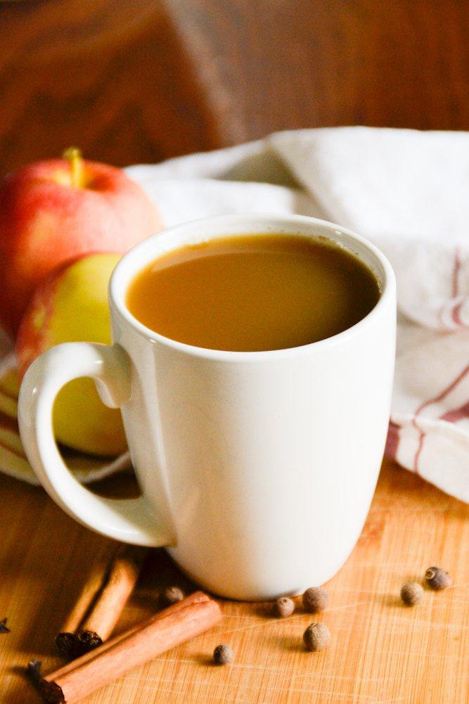 homemade paleo apple cider from raiasrecipes.com
