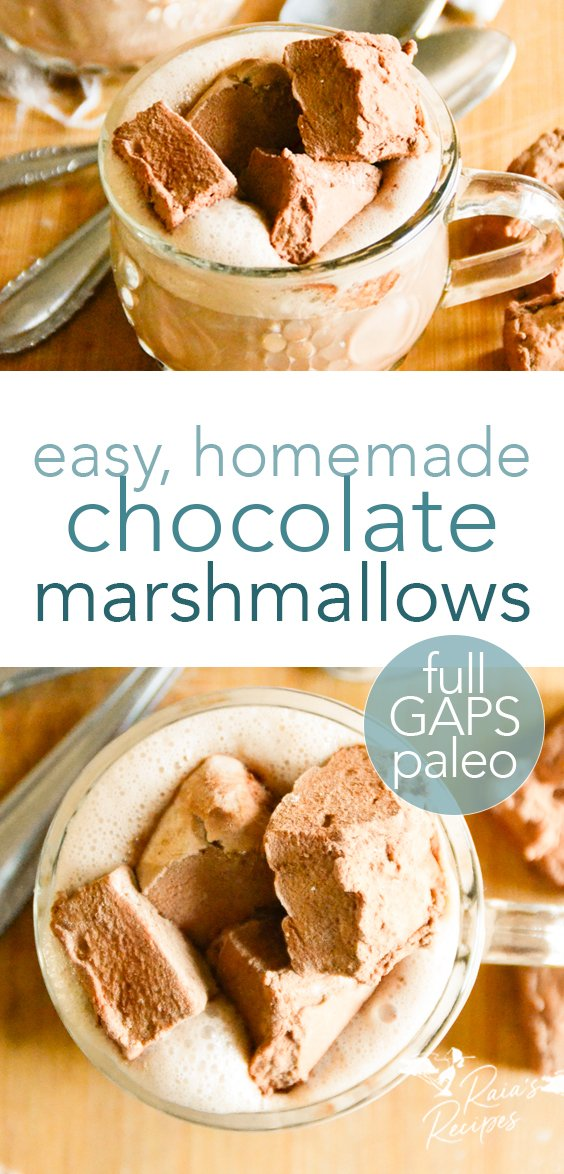 #paleo #fullgapsdiet #chocolate #marshmallows