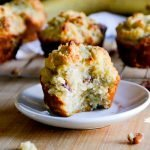 Easy GAPS Stage 6 & Paleo Banana Nut Muffins